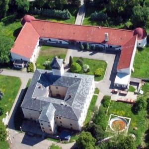 Dřevohostický renesanční zámek